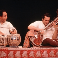 Ravi Shankar in Japan