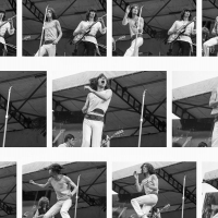 Rolling Stones: Mick Jagger at Hyde Park 1969