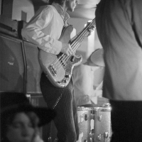 Fairport Convention: Ashley Hutching at the 100 Club Dec 1968