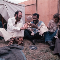 Richie Havens and friends photo