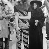 Peter John Lennon Yoko Ono photography