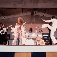 The Who at the Isle of Wight Festival 1969