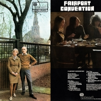 Fairport Convention: Unhalfbricking - front and back
