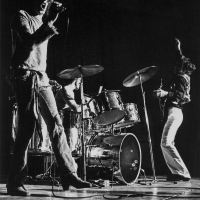 The Who at The Roundhouse Nov 17, 1968