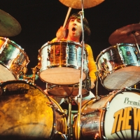 The Who: Keith Moon at the Plumpton Festival 1969