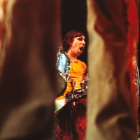 The Who: Keith Moon at the Plumpton Festival Aug 1969