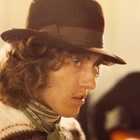 The Who: Roger Daltrey during rehearsal session