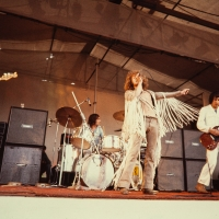 The Who at the 1969 Isle of Wight Festival