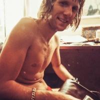 Keith Emerson dressing room 1969