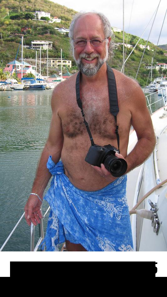 Eric, The British Virgin Islands, 2005